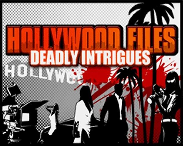 Hollywood Files Deadly Intrigues - Magyar Játék
