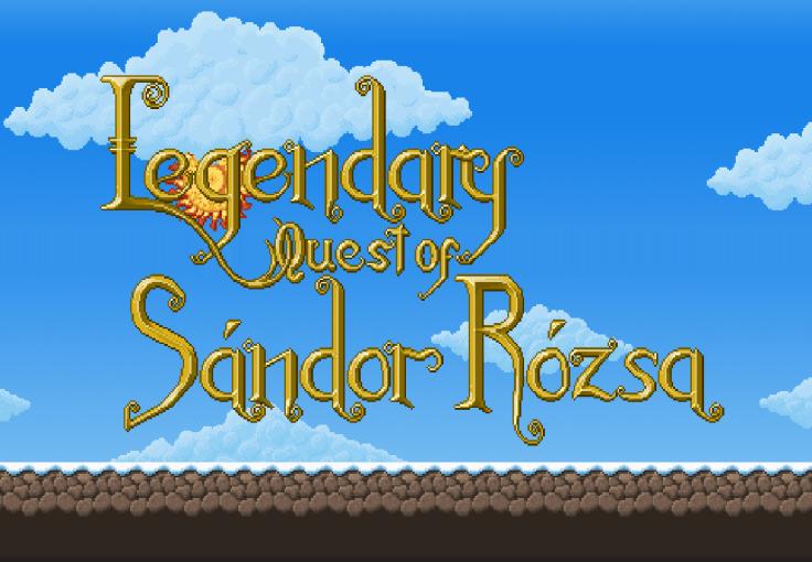 Legendary Quest of Sandor Rozsa X-Mas Special - Magyar Játék
