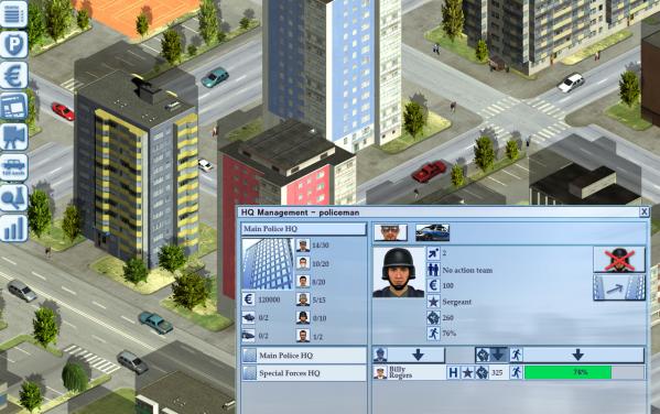 Police Simulator 2 - Magyar Játék
