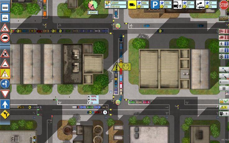 Traffic Manager - Magyar Játék