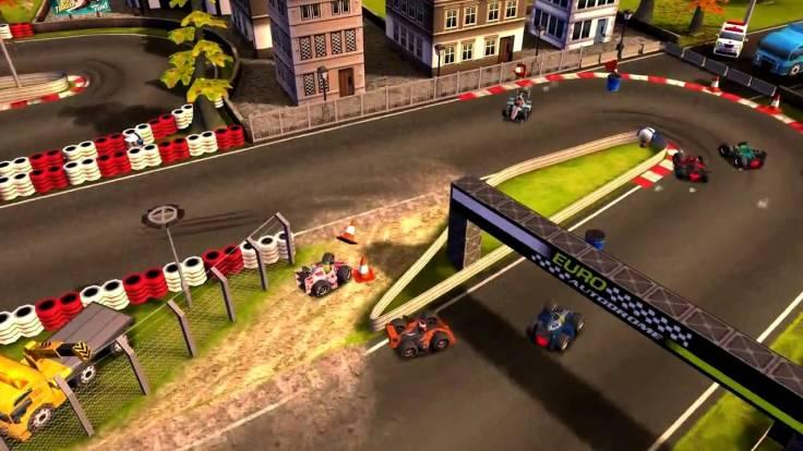 Bang Bang Racing - Magyar Játék