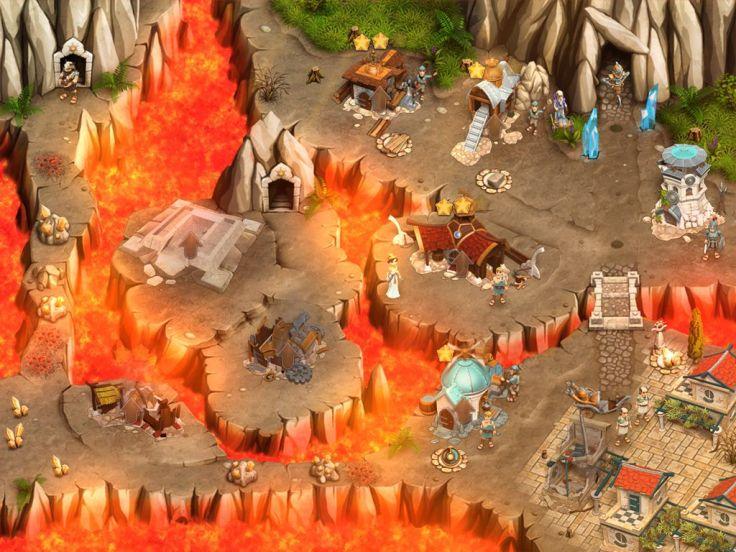 Legends of Atlantis - Exodus - Magyar Játék