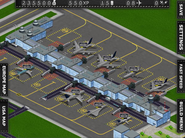 The Terminal 1 Airport Tycoon - Magyar Játék