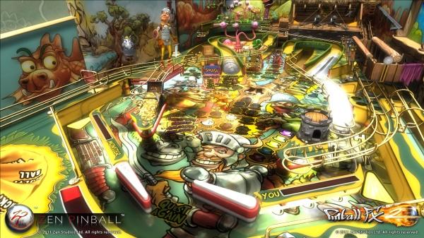 Zen Pinball 2 - Magyar Játék