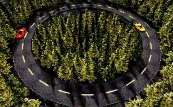 Mad Crash Racing Amiga - Magyar Játék