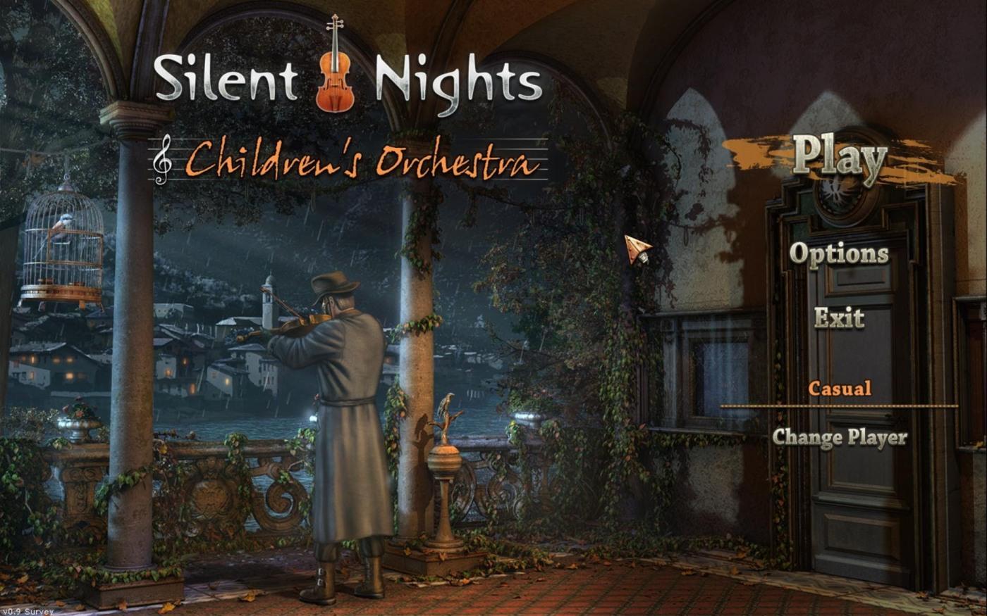 Silent Nights Childrens Orchestra - Magyar Játék