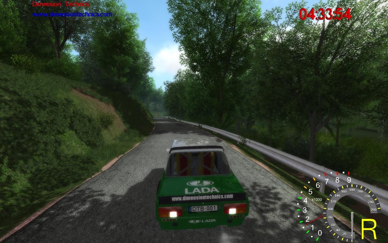 Pannonia Rally - Ingyenes - Magyar Rally Játék