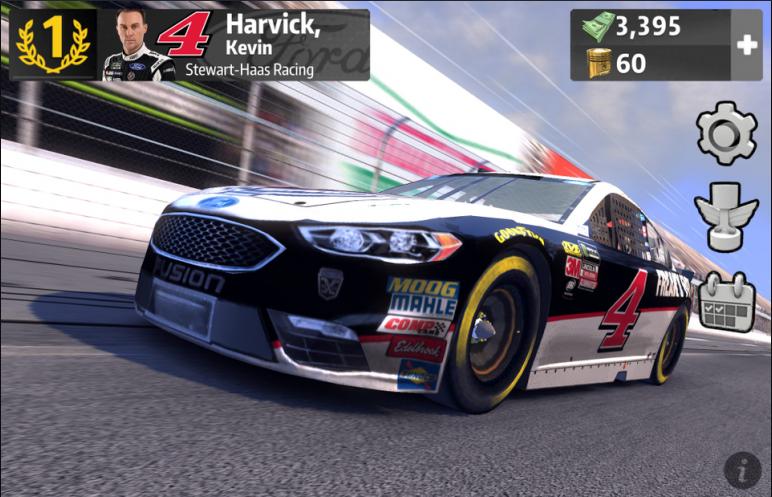 NASCAR Rush - Magyar Játék
