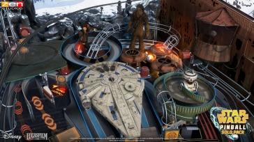 Magyar Játék Star WarsPinball Battle of Mimban