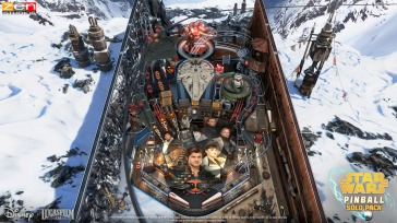 Magyar Játék Star WarsPinball Battle of Mimban (2)
