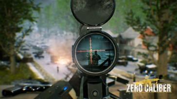 Zero Caliber VR - Magyar Játék (2)