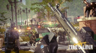 Zero Caliber VR - Magyar Játék (4)