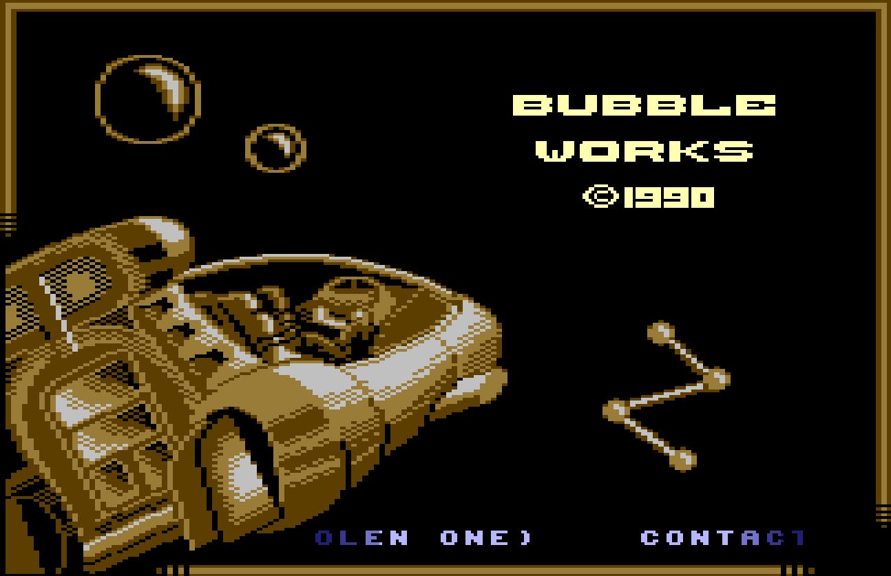 Bubble Works - Magyar játék Plus4