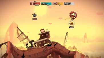Tank Maniacs - Magyar fejlesztésű játék