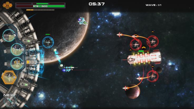Space War Arena - Magyar Fejlesztésű Játékok