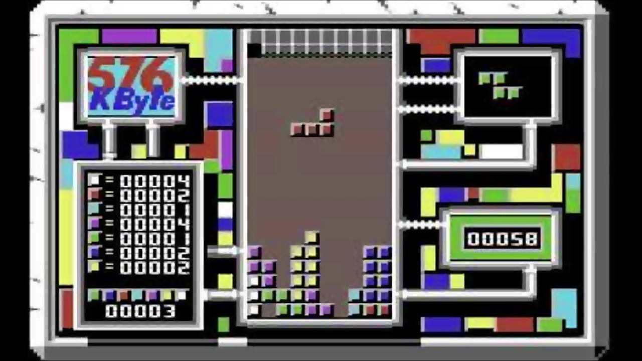 Tetris - Magyar Játék 576