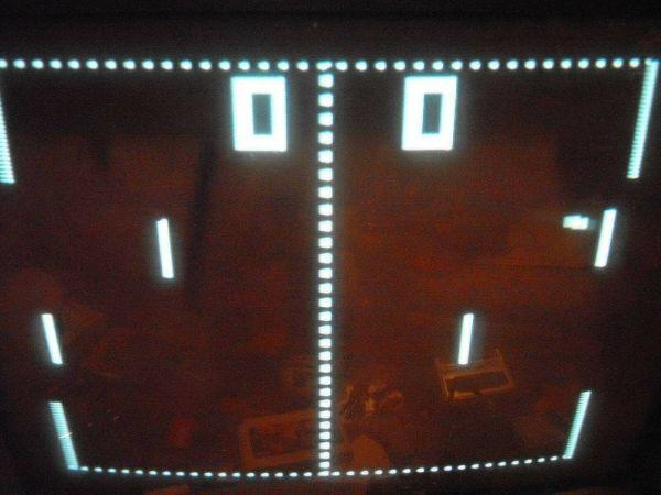 Videoton Elektronikus TV Játék