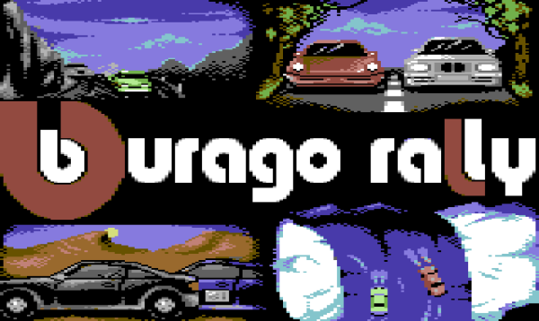 Bburago Rally - 576 kbyte - Magyar játék