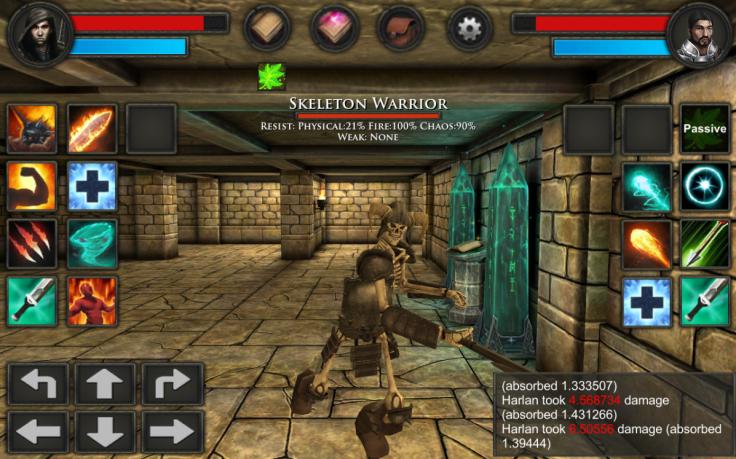 Moonshades - Magyar fejlesztésű epikus labirintusfelfedező RPG