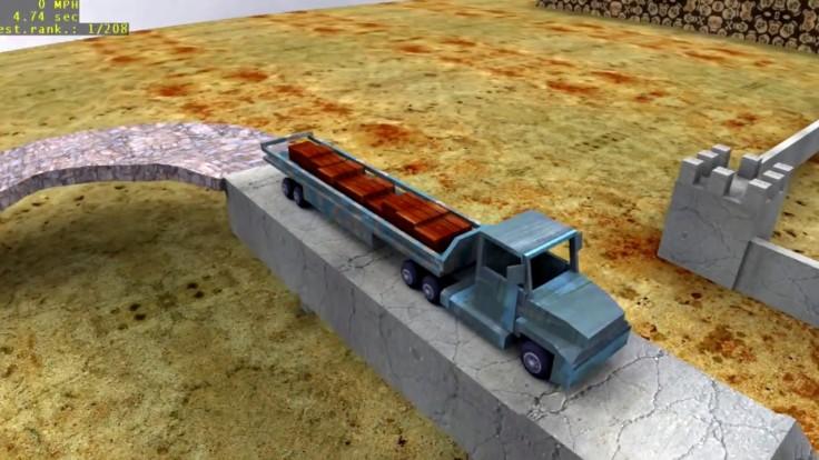 Tricky Truck - Magyar Játék Archee