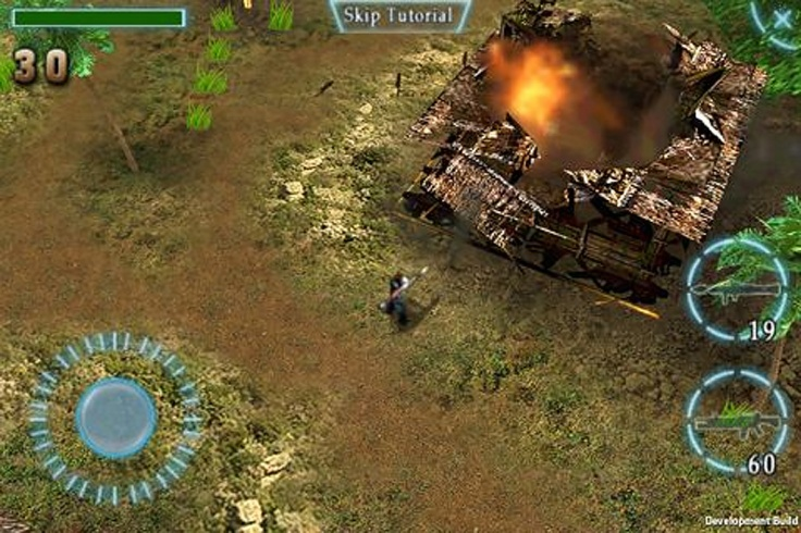 Assault Commando - Magyar Játék iOS