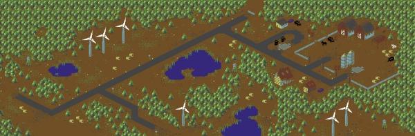 farming simulator c64 - magyar fejlesztésű játék