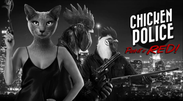 Chicken Police Magyar Játék